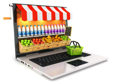 Selling Online with E-commerce website